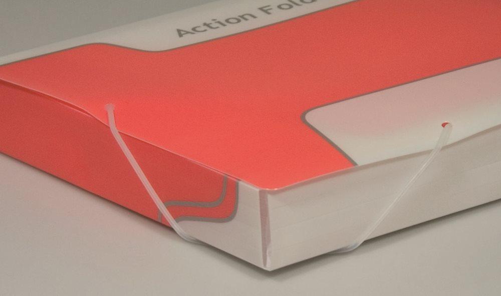 Kebafolder Action Folder Graphite Snoddmapp Sortiment