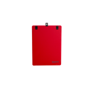 KEBAnote Writepad Vario;A4 Red w 6 clips and 2 hangers