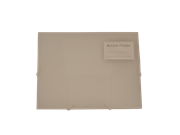 KEBAfolder Action Folder;Neutral, with label pocket, no print