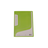 KEBAfolder Presentation Folder;Lime