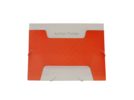 KEBAfolder Action Folder;Coral