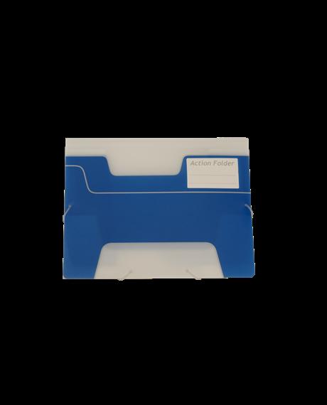 Kebafolder Action Folder Ocean With Label Pocket