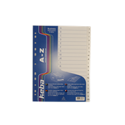 KEBAdivider Business PP;A4 A-Z Int fp 8/40