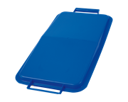 KEBAsort lid for container;60 l blue