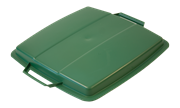 KEBAsort lid for container;90 l green