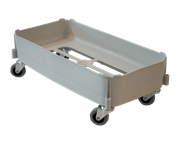KEBAsort rack for container;60 l grey