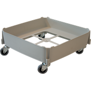 KEBAsort rack for container;90 l grey