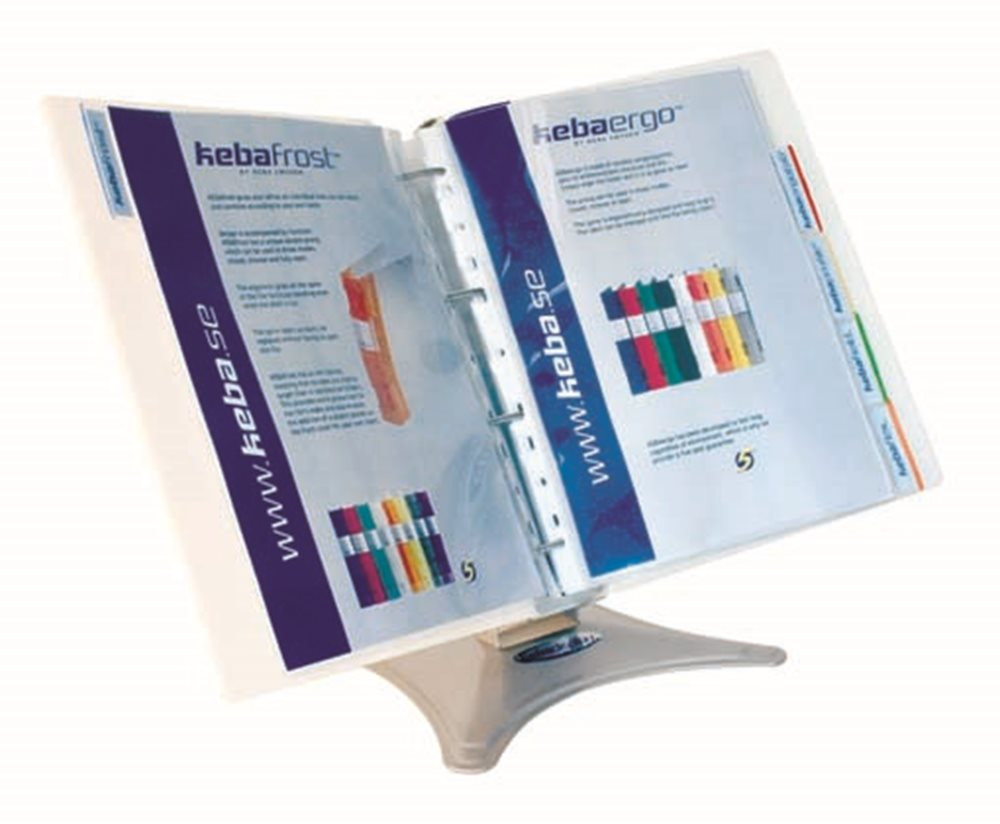 Kebadisplay A4 Desktop Set With Stand Binder And