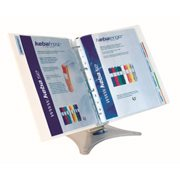 KEBAdisplay A4 Desktop;Set with Stand, Binder and Dividerpockets