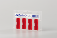KEBAtab Red 1 package;Colourcodes 1 binder