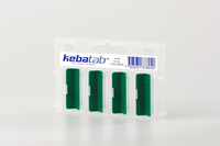 KEBAtab Green 1 package;Colourcodes 1 binder