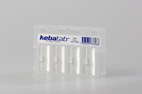 KEBAtab White 1 package;Colourcodes 1 binder