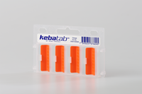 KEBAtab Orange 1 package;Colourcodes 1 binder