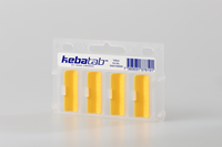 KEBAtab Yellow 1 package;Colourcodes 1 binder